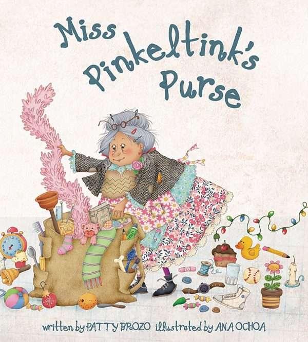 Miss Pinkeltink's Purse Can Teach Children About Generosity