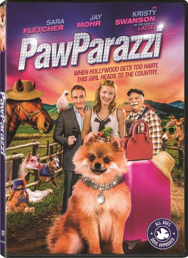 PawParazzi DVD