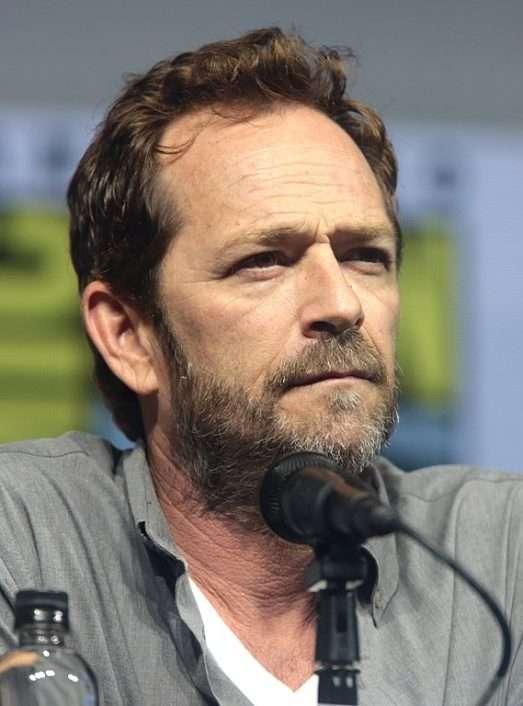 Luke Perry San Diego Comic Con 2018