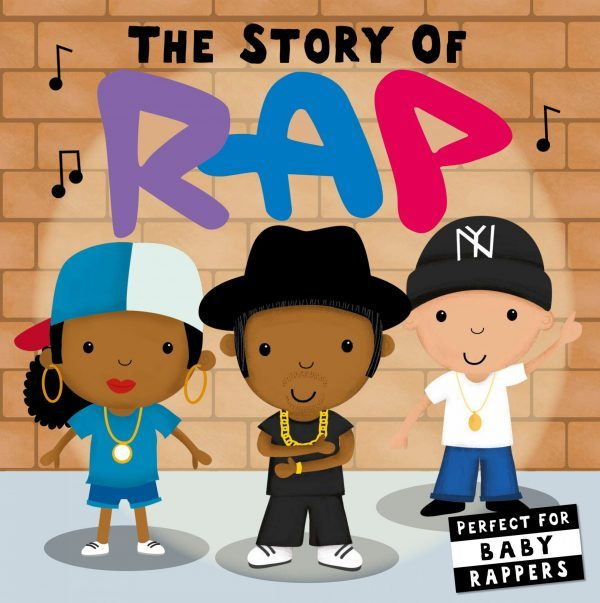 The Story of Rap Pop Culture Book for Kids