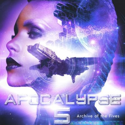 Dystopian Virtual Reality Book Apocalypse Five