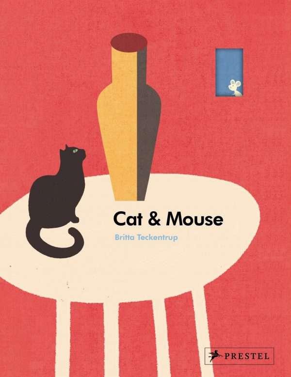 Cat and Mouse von Britta Teckentrup