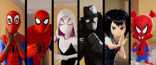 Spider-Man: Into The Spider-Verse Movie Review Anyone Can Wear the Mask