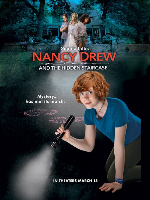 Nancy Drew and The Hidden Staircase Play the Nancy Drew Escape Room Game for Free
