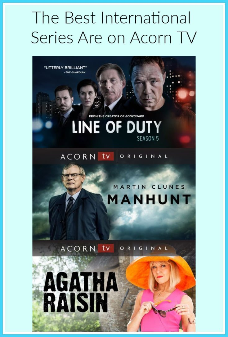 The Best International Series Are on Acorn TV