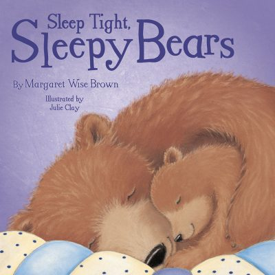 Sleepy Bears Book Cover