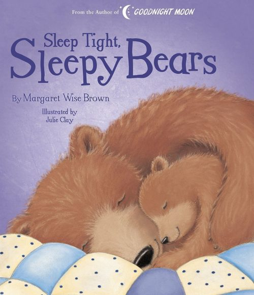 Sleepy Bears by Margaret Wise Brown Book Cover