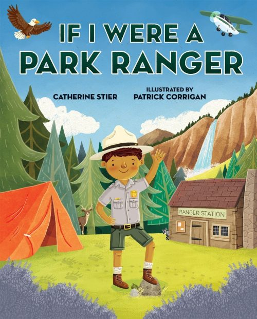 If I Were a Park Ranger Children's Book