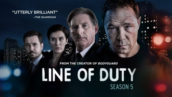 Line of Duty one of the Best International Series on Acorn TV