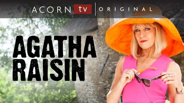 Agatha Raisin is one of the best international series on Acorn TV