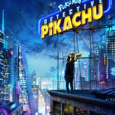 Movie Poster for Pokemon Detective Pikachu