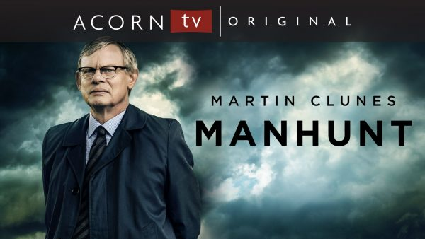 Martin Clunes stars in Manhunt on Acorn TV