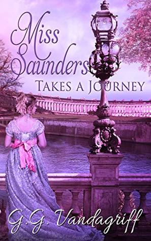 Book Cover of Miss Saunders Takes a Journey