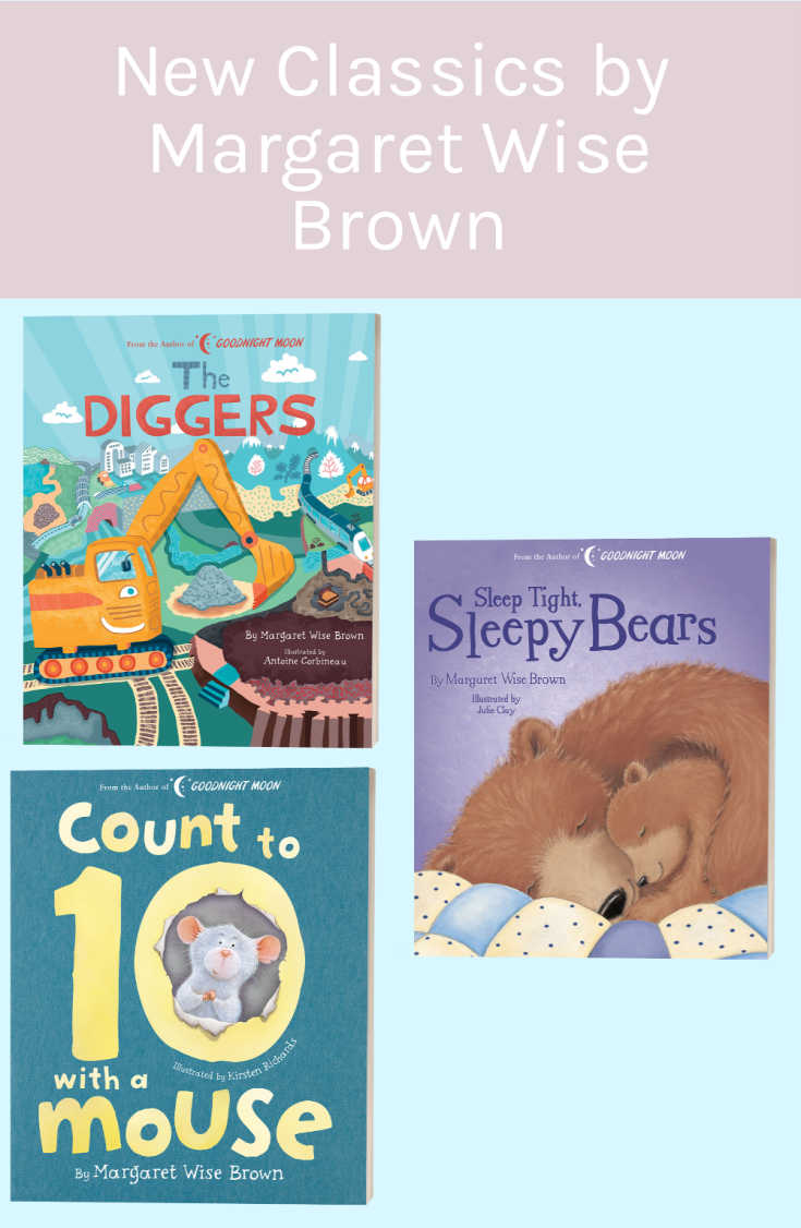 New Children's Classics by Margaret Wise Brown