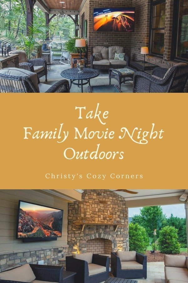 Take Family Movie Night Outdoors