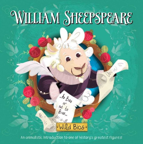 William Sheepspeare Book Cover