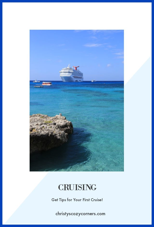 Get tips for your first cruise