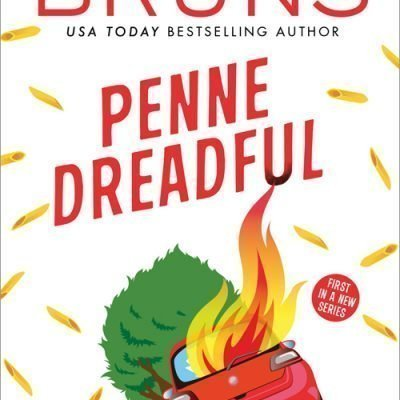 Penne Dreadful Book Cover