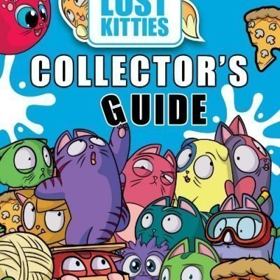 Lost Kitties Collector's Guide Cover