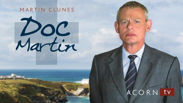 Doc Martin is Back on Acorn TV fall 2019