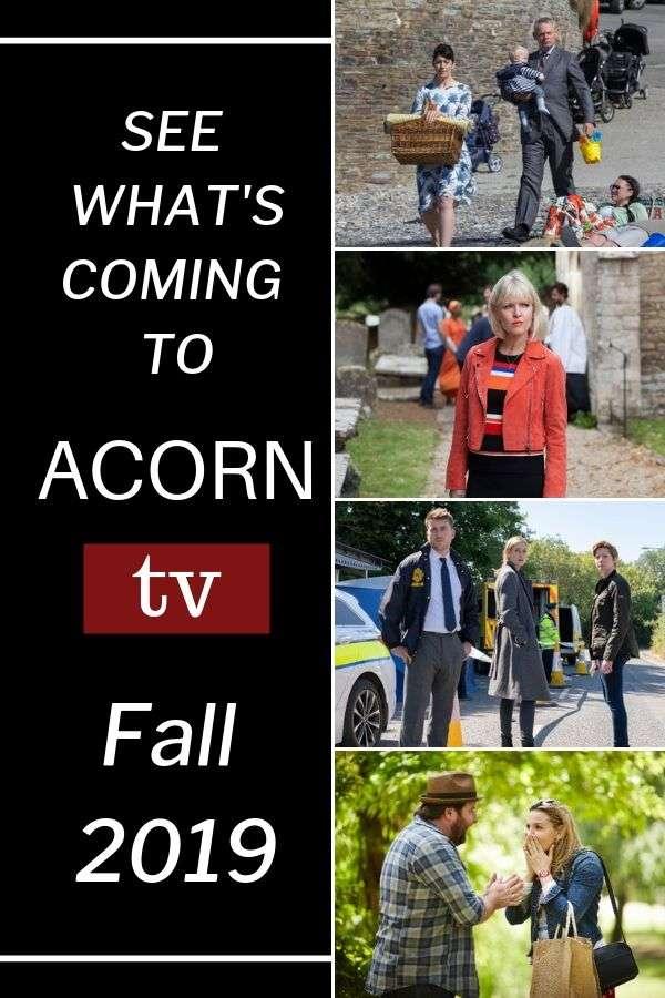 Acorn TV Fall 2019