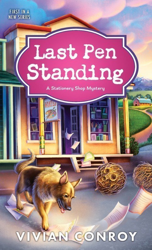 Last Pen Standing Book Cover