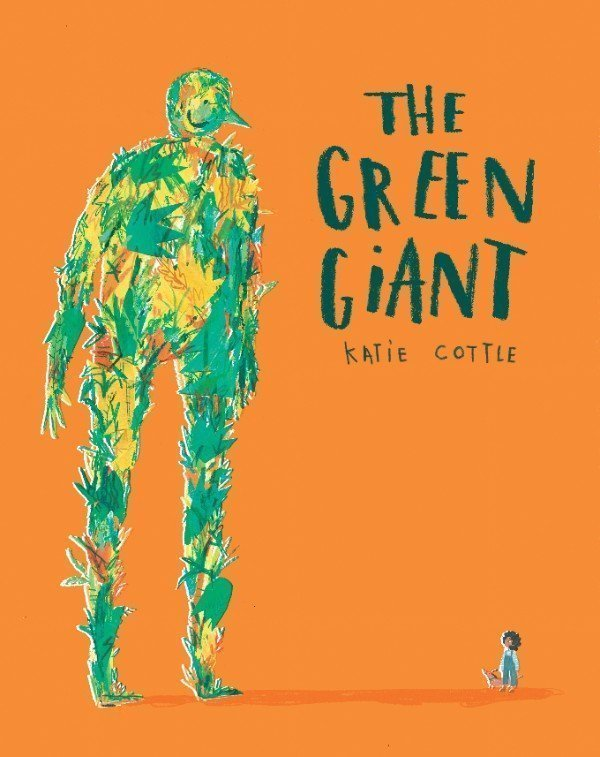 The Green Giant Book Cover This Is a Book That Teaches Kids About Our World