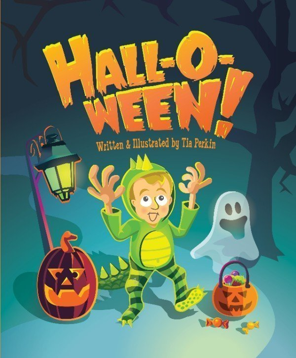 Hall-O-Ween Book Cover