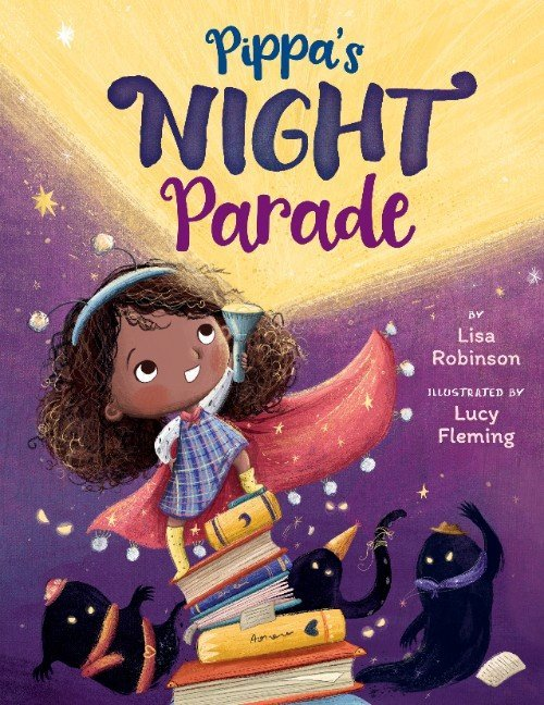 Pippa's Night Parade Book Cover