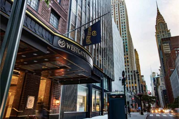 A Couple's Review of the Westgate NYC Hotel