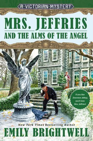 Mrs. Jeffries and the Alms of the Angel Cover