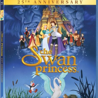 The Swan Princess 25th Anniversary Edition