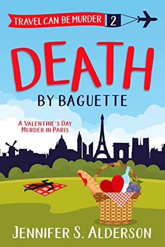 Death by Baguette Cover