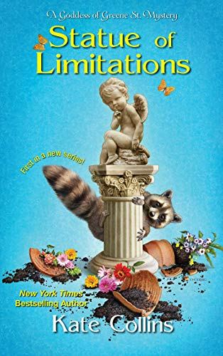 Statue of Limitations by Kate Collins Book Cover