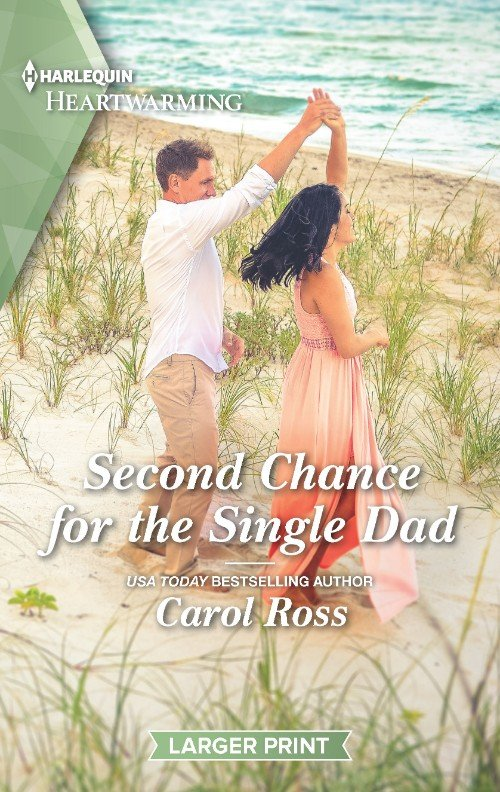 Second Chance for the Single Dad Book Cover