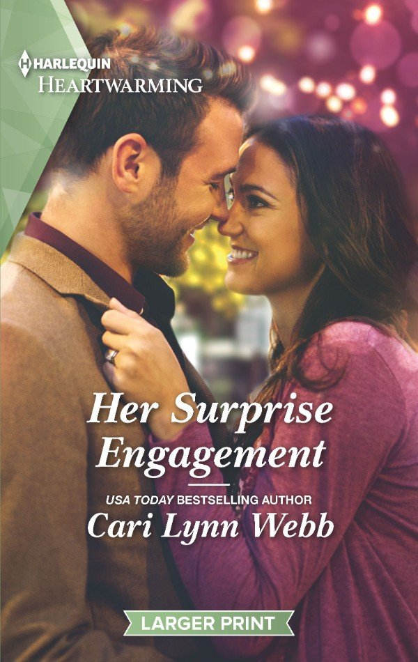 Her Surprise Engagement Book Cover
