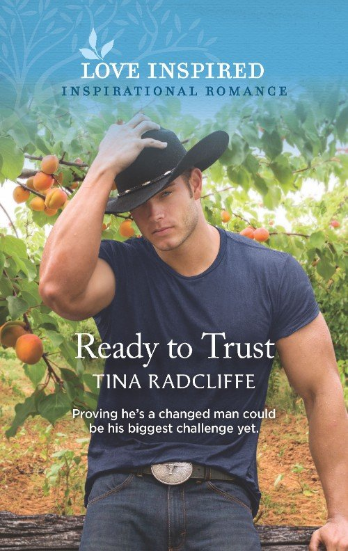 Ready to Trust Book Cover Cowboy with Hat